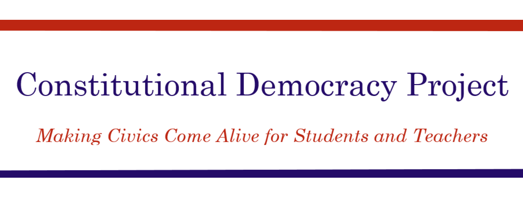 Constitutional Democracy Project